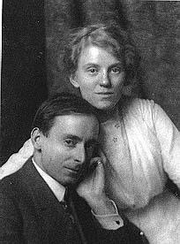 Edgar Payne and Elsie Payne