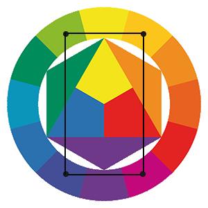 Rectangle Color Scheme