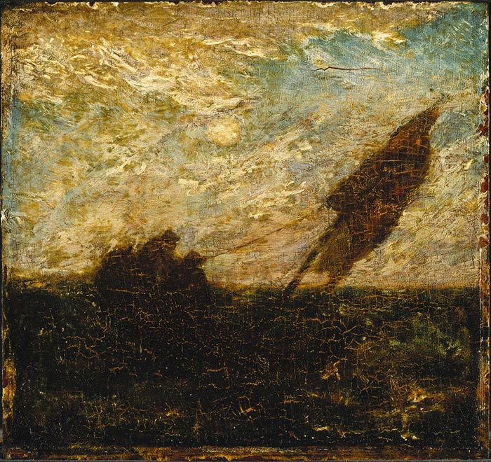 Albert Pinkham Ryder, The Waste of Waters Is Their Field