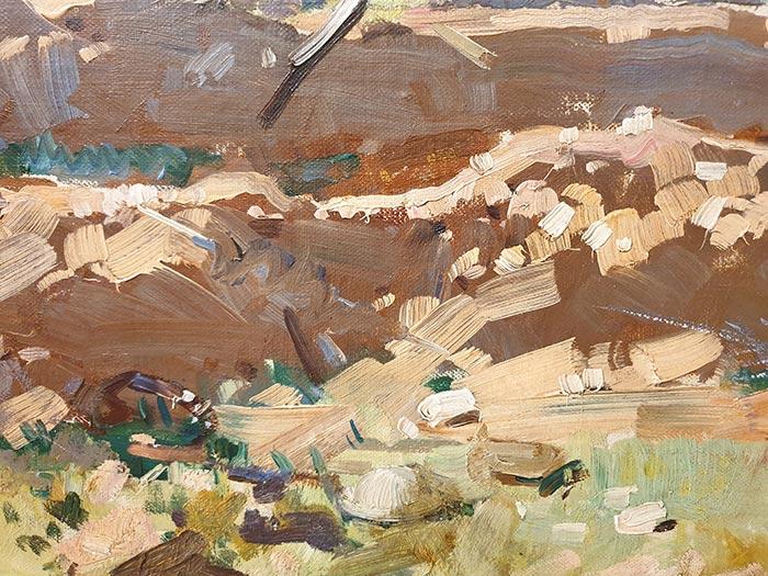 Arthur Streeton, Villers-Bretonneux, 1918 (3)