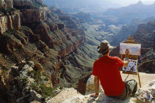 James Gurney, Grand Canyon