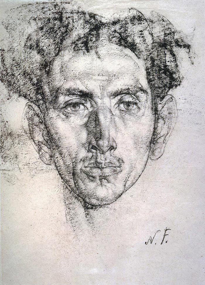 Nicolai Fechin Drawing 2