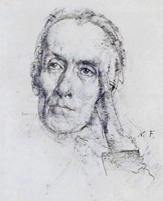 Nicolai Fechin, Self-Portrait