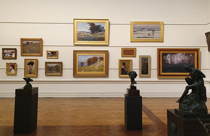 NSW Art Gallery