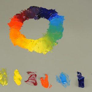 Split Primary Palette