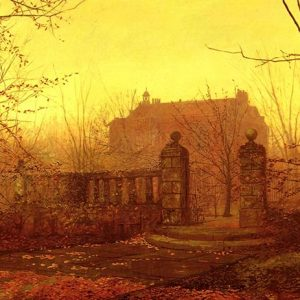 John Atkinson Grimshaw, Autumn Morning