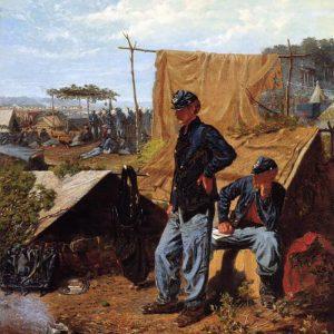 Winslow Homer, Home Sweet Home, 1863