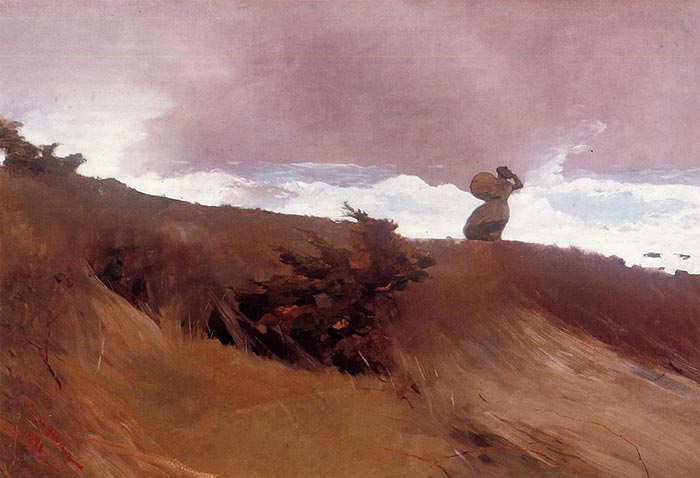 Winslow Homer, West Wind, 1891