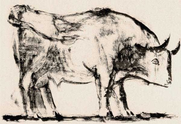 Picasso Bull 1
