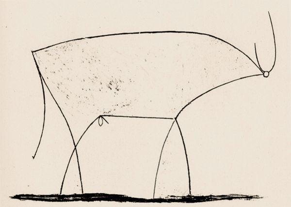 Picasso Bull 11
