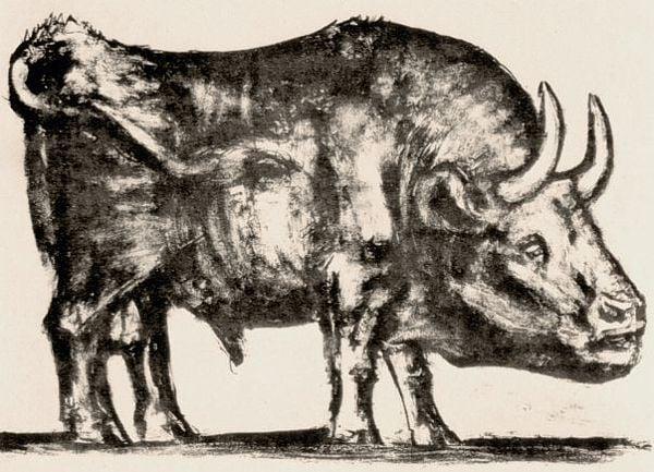 Picasso Bull 2