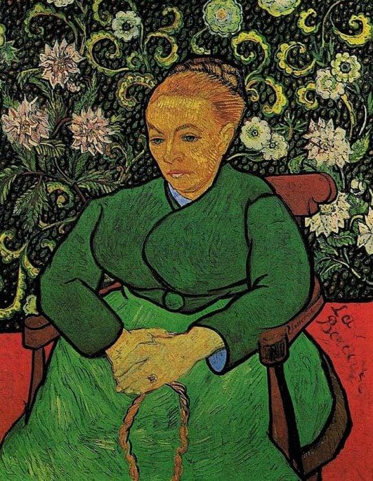 Vincent van Gogh, Berceuse, 1889