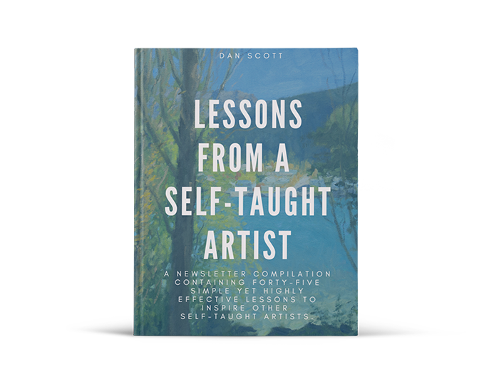 Lessons From a Self-Taught Artist