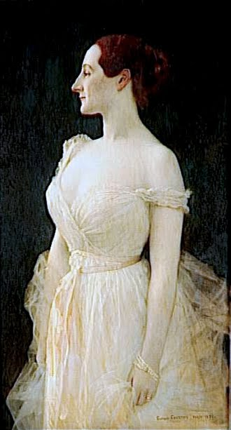 Gustave Courtois, Madame Gautreau, 1891