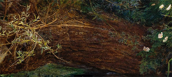 A Closer Look at Ophelia by John Everett Millais - Draw