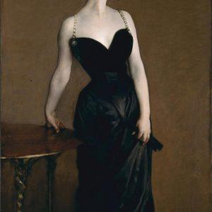 John Singer Sargent, Portrait of Madame X, 1884