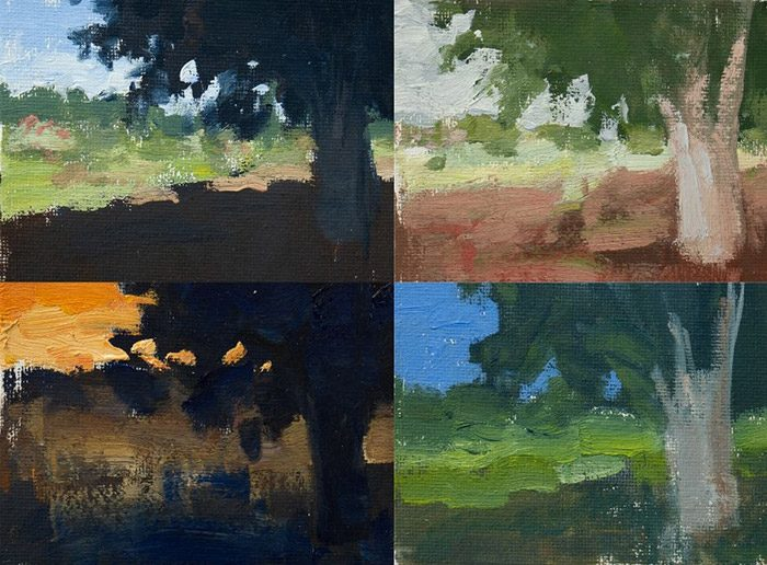 Dan Scott, Color Studies