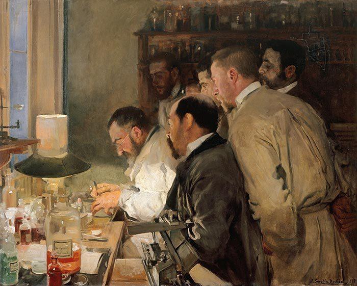 Joaquín Sorolla, Research, 1897