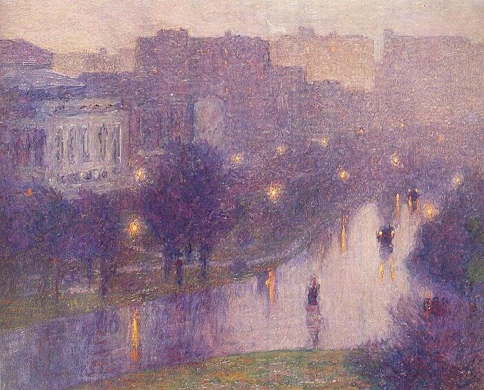 Edward Pottast, Fog