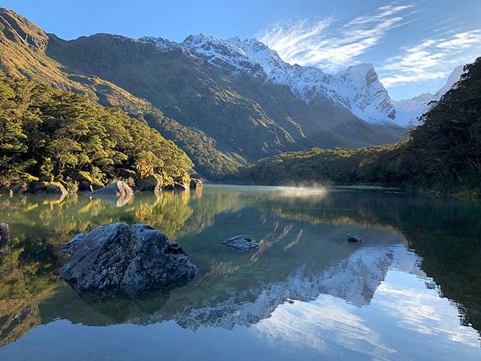New Zealand Reference Photo