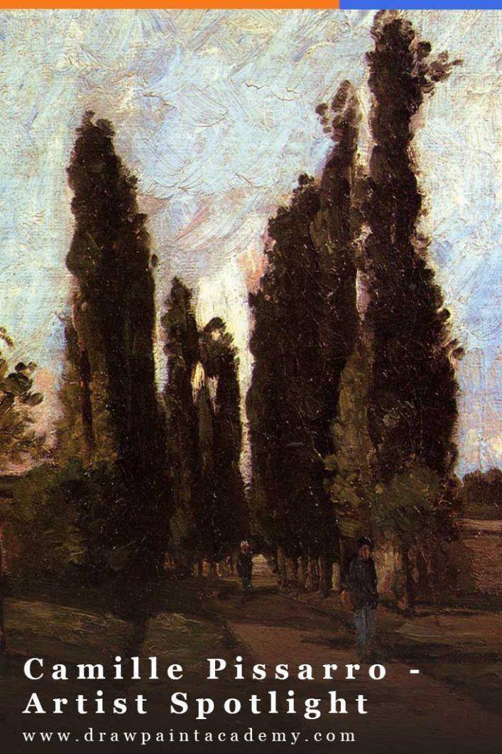 Camille Pissarro - Artist Spotlight