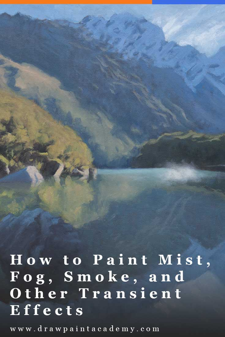 In this post, I provide you with some guidance on how to paint mist, fog, smoke, and other transient effects. These effects are typically challenging to capture on a flat surface due to their elusive and fleeting nature. Many artists seem to be either too timid with their approach, or too bold. #drawpaintacademy