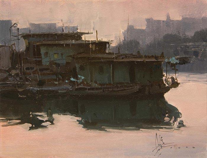 Josh Clare, Kaiping Boats