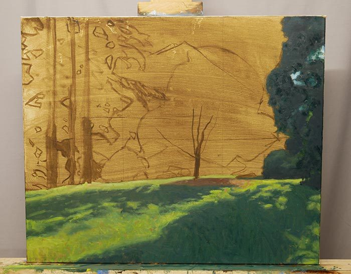On the Easel (2)