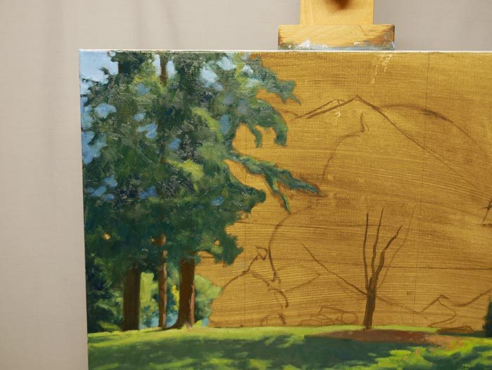 On the Easel (3)