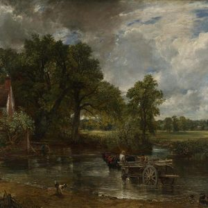 John Constable, The Hay Wain, 1821