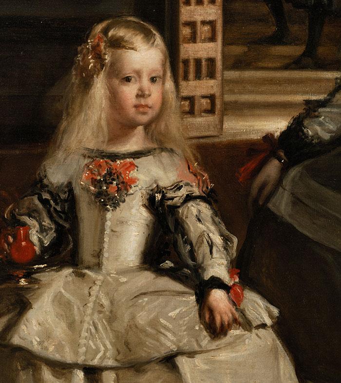Diego Velázquez, Las Meninas, 1956 (Close-Up 1)
