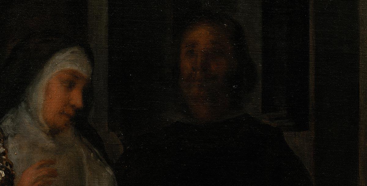 Diego Velázquez, Las Meninas, 1956 (Close-Up 5)