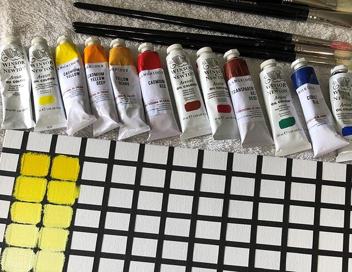 Color Charts (1)