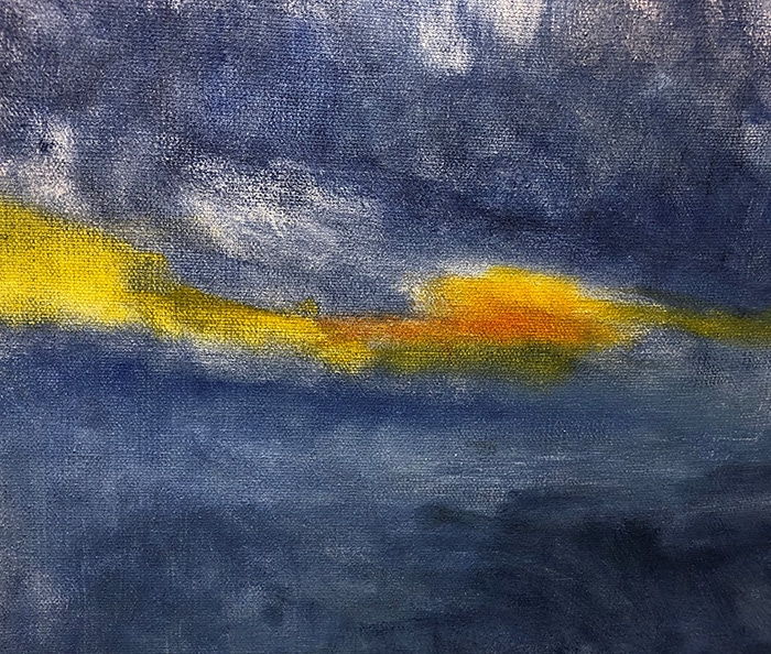 Mt Tamborine Sunset WIP (10)