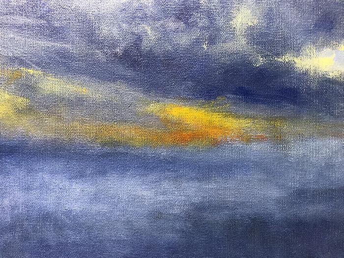 Mt Tamborine Sunset WIP (16)