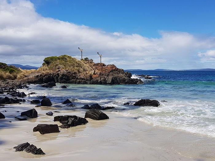 Reference Photo - TAS - Beach