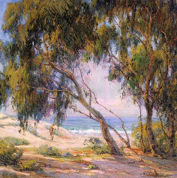 Anna Althea Hills, Sea View
