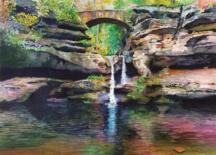 Dan Knepper, Summer Falls