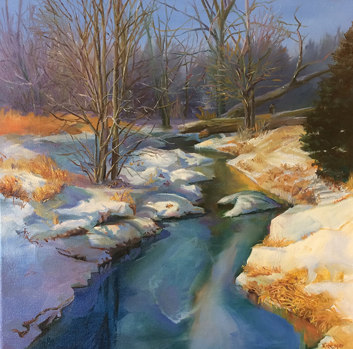 Dan Knepper, Winter Glow