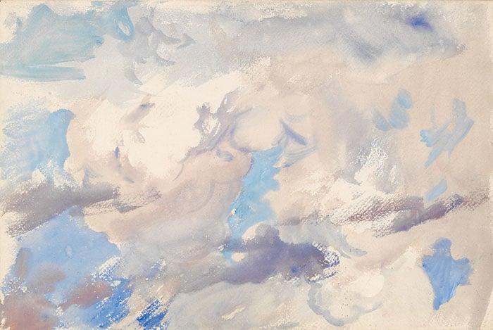 John Singer Sargent, The Sky, 1910