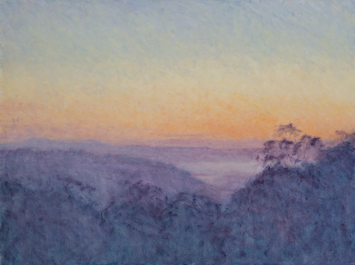 Dan Scott, Morning Lookout, October 2020