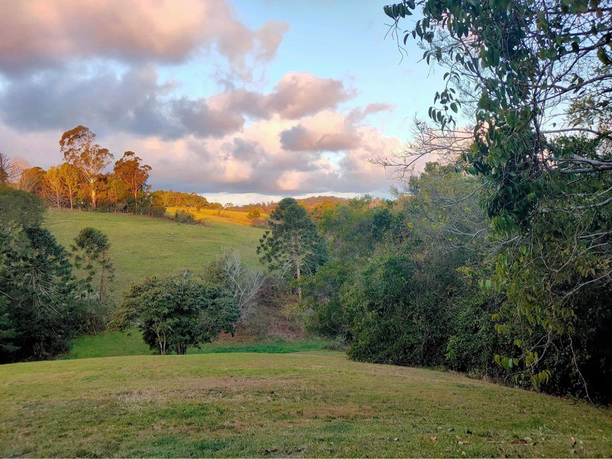 Maleny, Late Afternoon, Reference Photo 1200Web