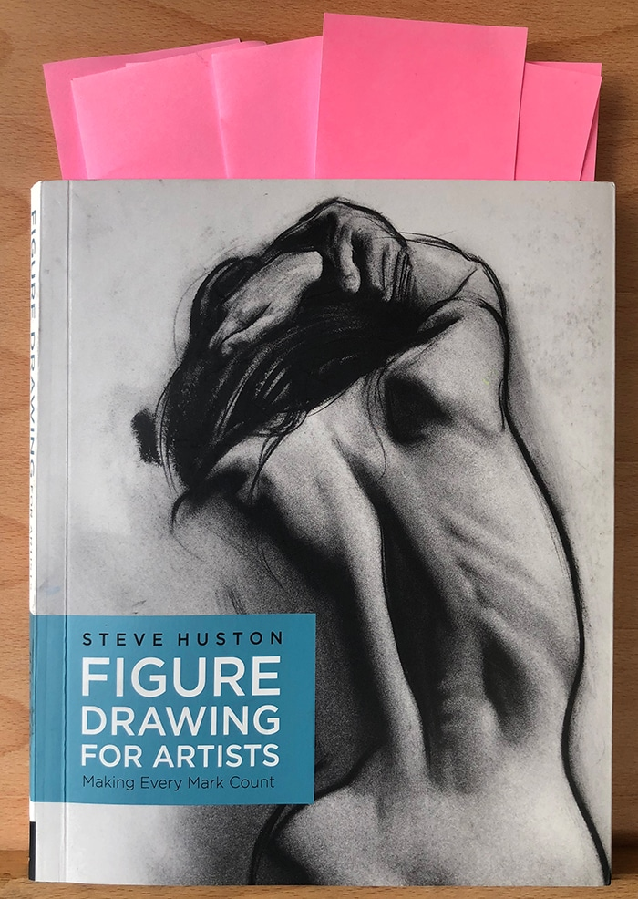 Steve Huston, Figure Drawing for Artists (1)