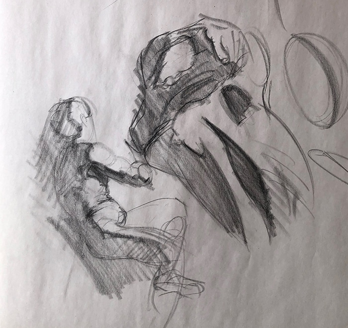 Steve Huston, Figure Drawing for Artists (7)