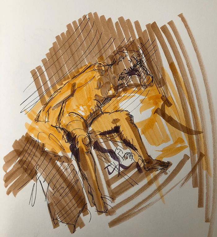 Steve Huston, Figure Drawing for Artists (9)