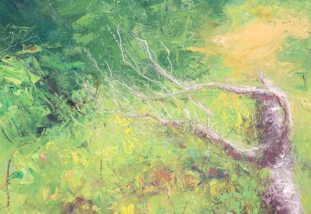 Dan Scott, American Landscape, 2020, Detail 1