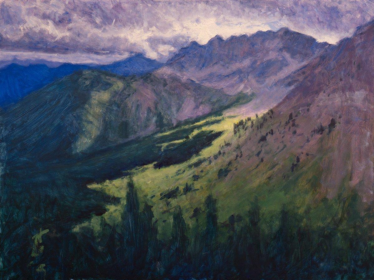 Dan Scott, American Mountains, 2020