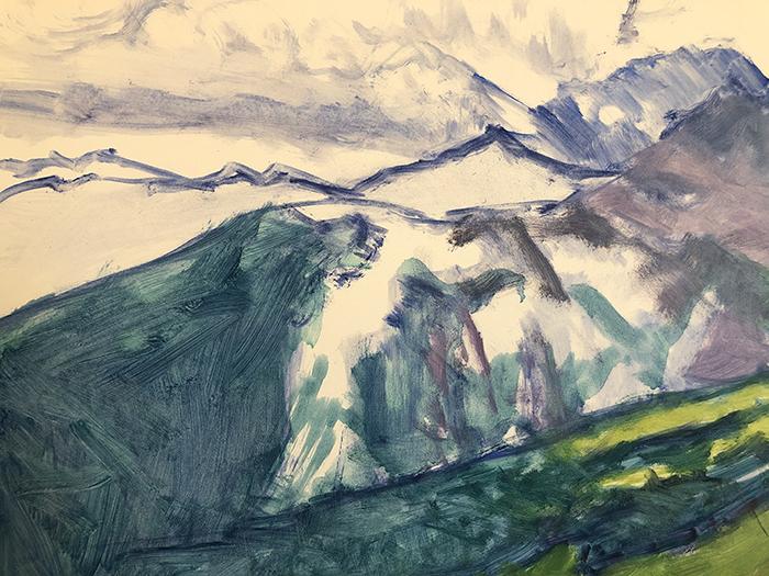 Dan Scott, American Mountains, 2020 (5)