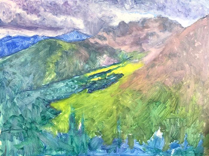 Dan Scott, American Mountains, 2020 (6)
