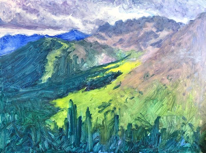 Dan Scott, American Mountains, 2020 (7)